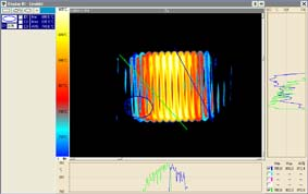 Thermal imager software VisionWin