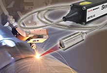 Highspeed Pyrometers for the Integration in Laser Beam Delivery Systems